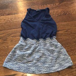 Adorable 18 month tweed/tank dress